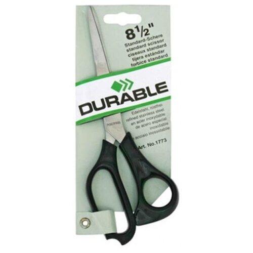 DURABLE Ножницы 22 см черный