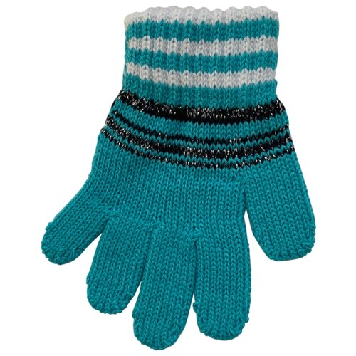 Перчатки 8307 Margot Bis, бирюзовый, размер 11 серьги kameo bis kameo bis mp002xw021vs