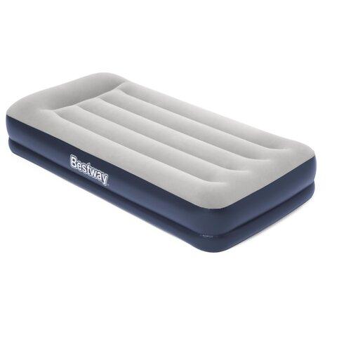 Надувная кровать Bestway Tritech Airbed Twin 67723 надувная кровать bestway tritech airbed queen built in ac pump 67403 темно синий