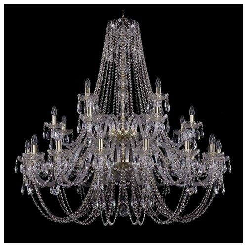 Люстра Bohemia Ivele Crystal 1406 1406/16+8+4/460/2d/G, E14, 1120 Вт bohemia ivele crystal 1406 16 8 4 400 160 2d g