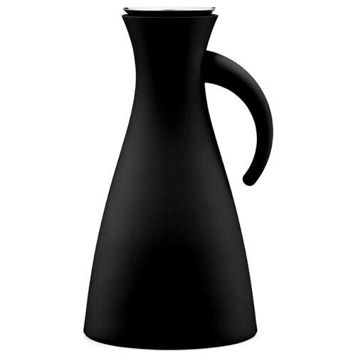 Фото - Термокувшин Eva Solo High Vacuum Jug (1 л) черный матовый термокувшин eva solo vacuum цвет серый металлик 1 л 502932