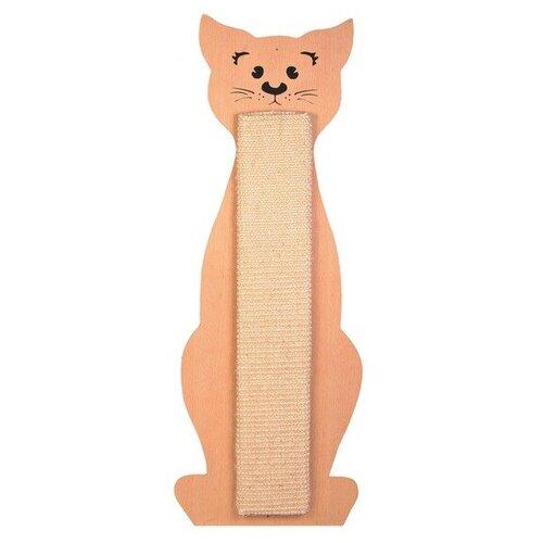 TRIXIE Когтеточка для кошек Кэт Контур, сизаль 49см