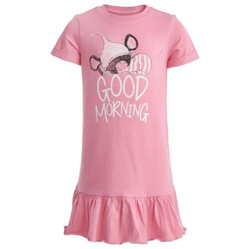 Сорочка Button Blue размер 104-110, розовый