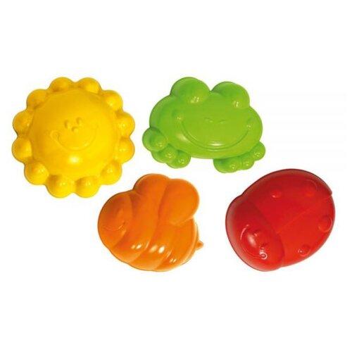 Набор Gowi 558-60 На солнышке желтый/оранжевый/зеленый/красный недорого