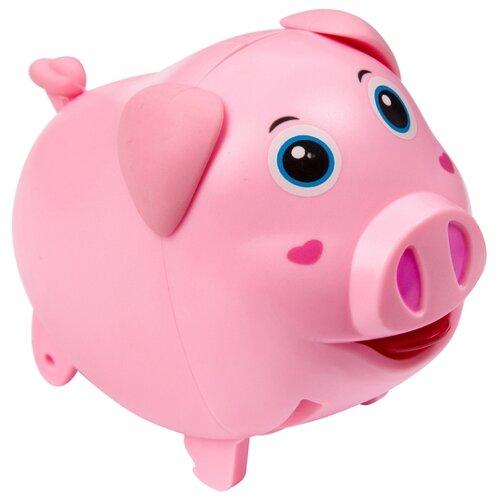 Купить Развивающая игрушка BONDIBON Поросенок с будкой розовый, Развивающие игрушки