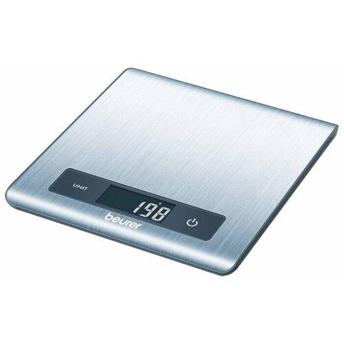 Кухонные весы Beurer KS 51 серебристый