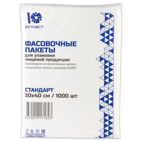 Фото - Пакеты для хранения продуктов Юпласт 604985, 40 см х 30 см, 1000 шт пакеты для хранения продуктов лайма 40 см х 30 см 1000 шт