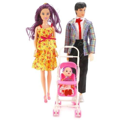 Купить Набор кукол Shantou Gepai Betty, 29 см, B1452129, Куклы и пупсы