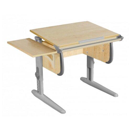 Купить Стол ДЭМИ White-Стандарт СУТ-24-01К 100x55 см клен/серый/серый, Парты и столы