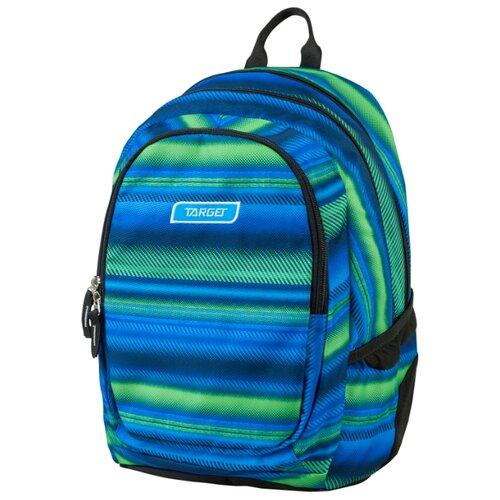 Купить Target рюкзак 3 Zip Classic Allover, Flash Blue, Рюкзаки, ранцы