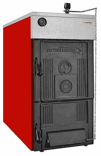 Твердотопливный котел Protherm Бобер 50 DLO, 39 кВт, одноконтурный фото 1