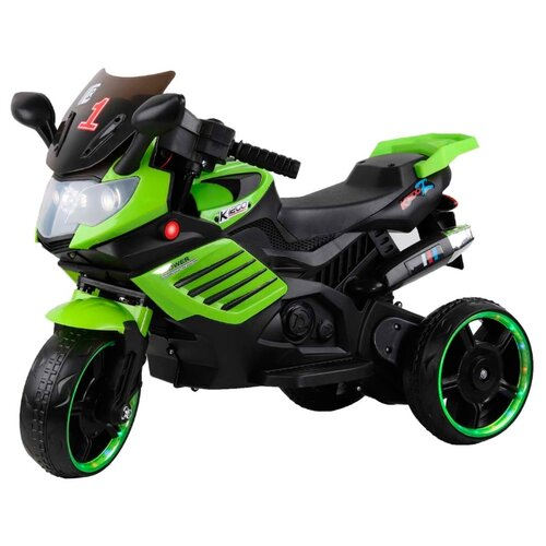 CITY-RIDE Мотоцикл CR052 зеленый