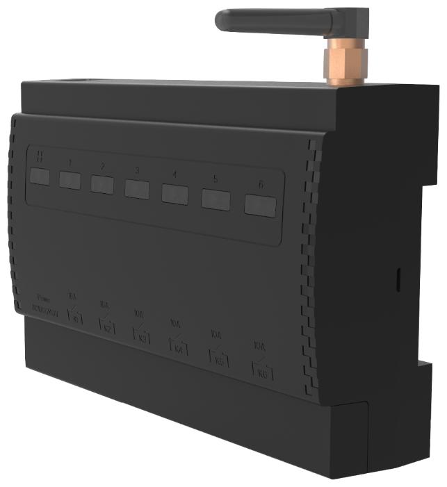 Реле GRITT Electric EnCore 6.0 10 А
