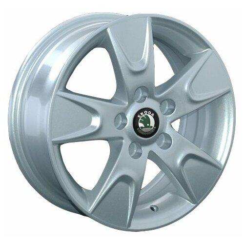 Колесный диск Replica SK18 6x15/5x112 D57.1 ET43 Silver