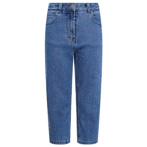 Купить Джегинсы Stella McCartney размер 116, синий, Джинсы