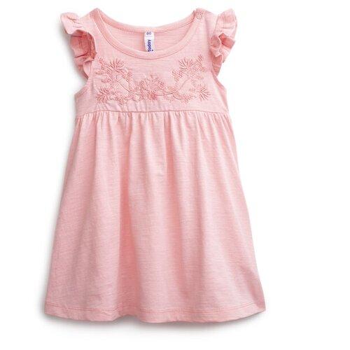 Купить Платье playToday размер 92, розовый, Платья и юбки