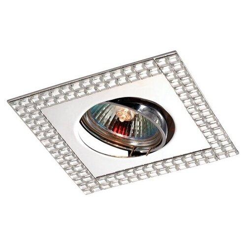 Встраиваемый светильник Novotech Mirror 369836 точечный светильник novotech 357353