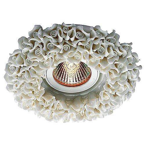 Встраиваемый светильник Novotech Farfor 369948 встраиваемый светильник novotech bell 369639