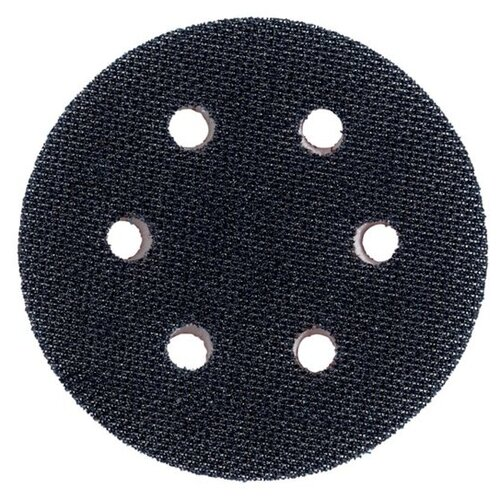 Полировальный круг на липучке Metabo 624061000 80 мм 1 шт круг шлифовальныйна липучке metabo 624041000 10 шт 80 мм р40