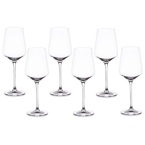 BergHOFF Набор бокалов для красного вина Chateau 6 шт, 650мл прозрачный недорого