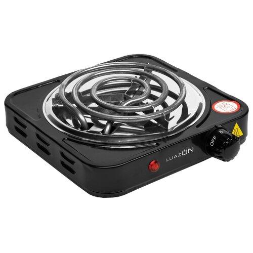 Электрическая плита Luazon LHP-001 черный (3548889)