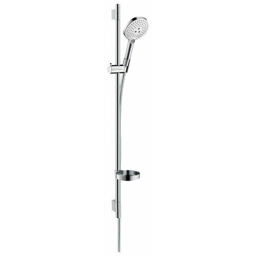 Душевой набор (гарнитур) hansgrohe Raindance Select S 120/Unica 26633000 хром душевой набор гарнитур argo 101