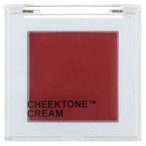 TONY MOLY Румяна кремовые Cheektone Cream Single Blusher C03 issue red