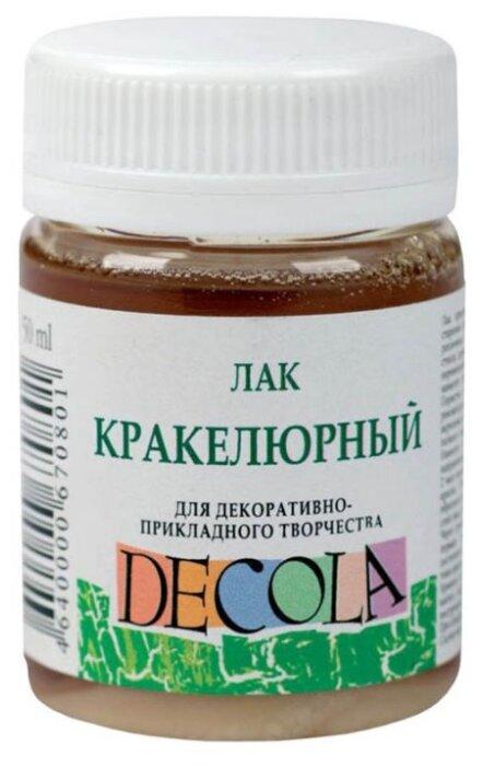 Лак Decola кракелюрный 8628933 50 мл