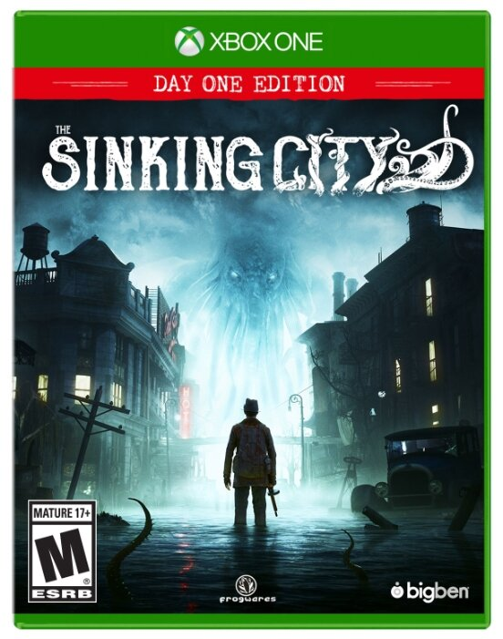 BigBen The Sinking City Day One Edition