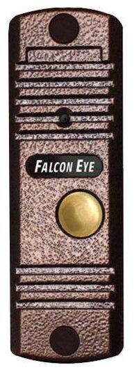 Вызывная (звонковая) панель на дверь Falcon Eye FE-305C медь