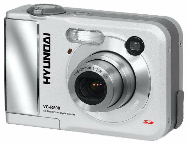 Фотоаппарат Hyundai VC-R500