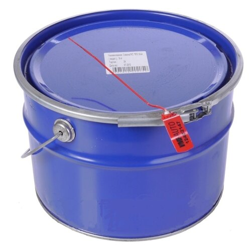 Автомобильная смазка ВМПАВТО MC 1510 BLUE 9 кг