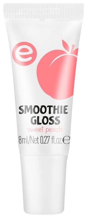Essence Блеск для губ Smoothie Peach