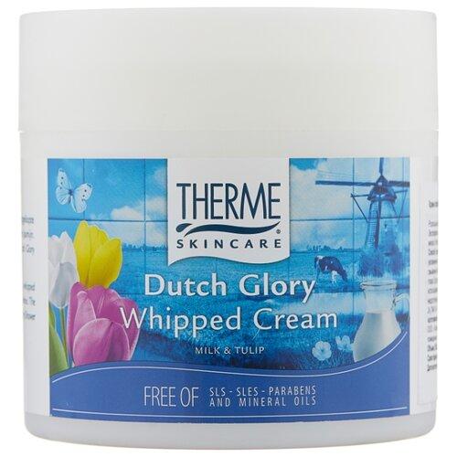 Крем для тела Therme взбитый «Сердце Голландии», 250 мл president крем сливочный взбитый 20% ультрапастеризованный 250 г