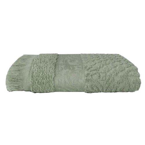 Фото - Guten Morgen полотенце Буше для лица 50х90 см светло-зеленый полотенце полосы цвет зеленый 50х90 см