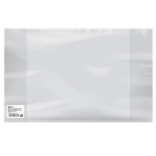Купить ArtSpace Набор обложек для дневников и учебников 225х355 мм, 100 мкм, 50 штук прозрачный, Обложки