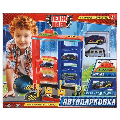 Парковка Технопарк