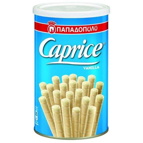 Вафли Caprice венские с ванильным кремом 250 г ботильоны caprice caprice ca107awfnyj9