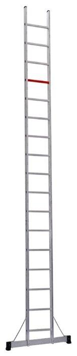 Лестница приставная 1-секционная CAGSAN T0050