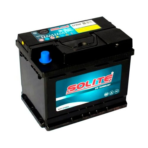 Аккумулятор Solite EFB 60.