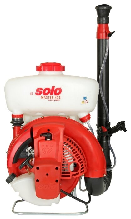 Бензиновый опрыскиватель Solo Master 452 45201