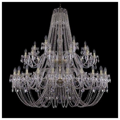 Люстра Bohemia Ivele Crystal 1406 1406/24+12+6/530/2d/G, E14, 1680 Вт bohemia ivele crystal 1406 24 12 12 6 530 230 4d g