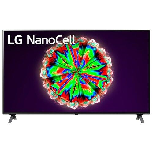 Фото - Телевизор NanoCell LG 55NANO806 55 (2020) черный телевизор