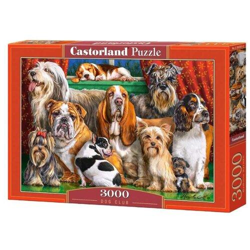 Купить Пазл Castorland Dog Club (C-300501), 3000 дет., Пазлы