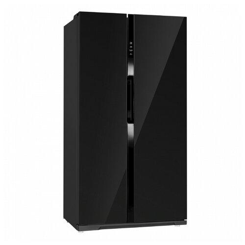 Фото - Холодильник MAUNFELD MFF177NFB холодильник maunfeld mff176sfw