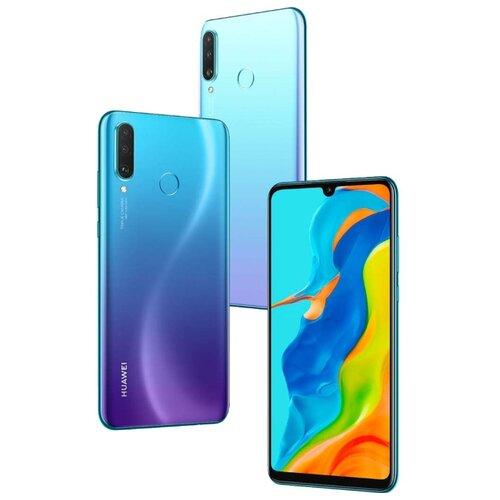Купить Смартфон HUAWEI P30 Lite New Edition синий