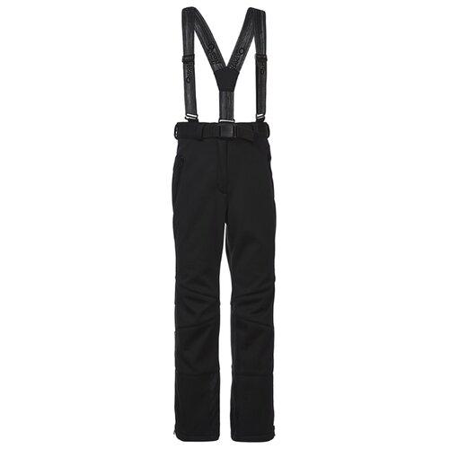 Купить Брюки Oldos Белана ASS202TPT39 размер 140, черный, Полукомбинезоны и брюки