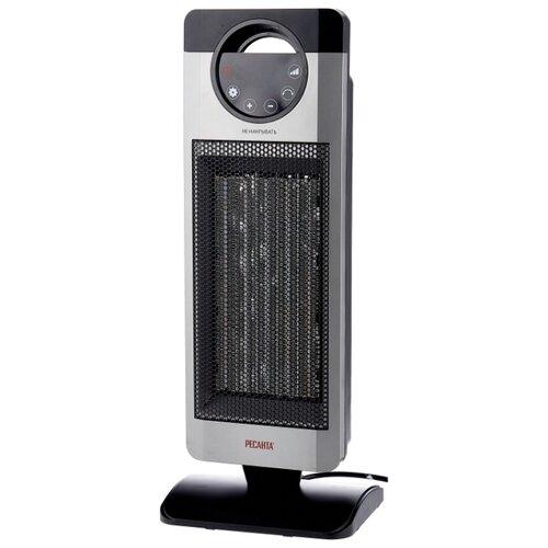 Тепловентилятор РЕСАНТА ТВК-3 черный/серый