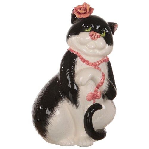 Фигурка кошка Lefard h = 16 см (59-235) фигурка декоративная lefard кошка 8 см