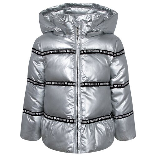 Купить Куртка Byblos размер 116, серебристый, Куртки и пуховики